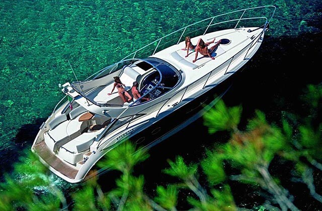 Private Yachts with Luxury Villas Zakynthos Greece